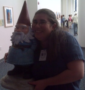 The Travelocity Gnome and Me, 2009
