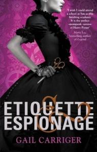 Etiquette And Espionage Cover