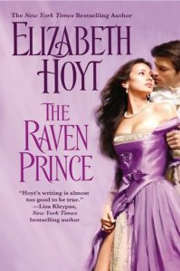 The Raven Prince Cover