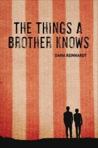 The Things A Brother Knows Cover