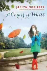 A Corner Of White Cover