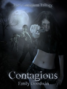Contagious Cover