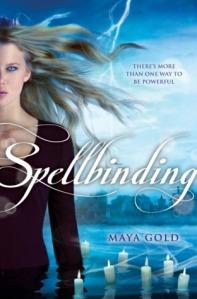 Spellbinding Cover