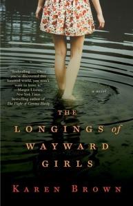 The Longings Of Wayward Girls Cover