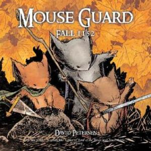 Mouse Guard Fall 1152