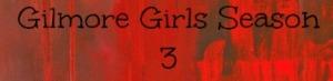 Gilmore Girls Season 3 Graphic