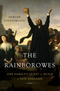 The Rainborowes Cover