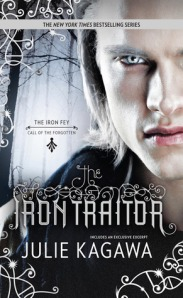 The Iron Traitor Cover