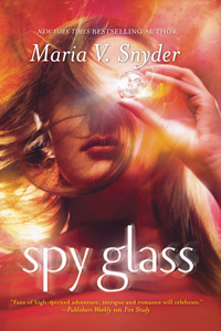 Spy Glass Cover