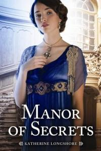 Manor Of Secrets Cover