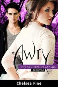 Awry Cover