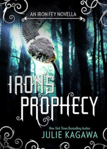 Iron's Prophecy Cover