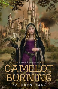 Camelot Burning Cover