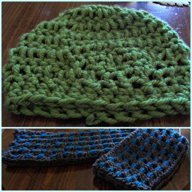 End Of June Crochet Projects