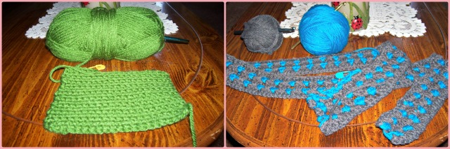 June Crochet Collage