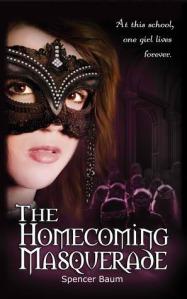 The Homecoming Masquerade Cover