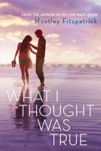 What I Thought Was True Cover