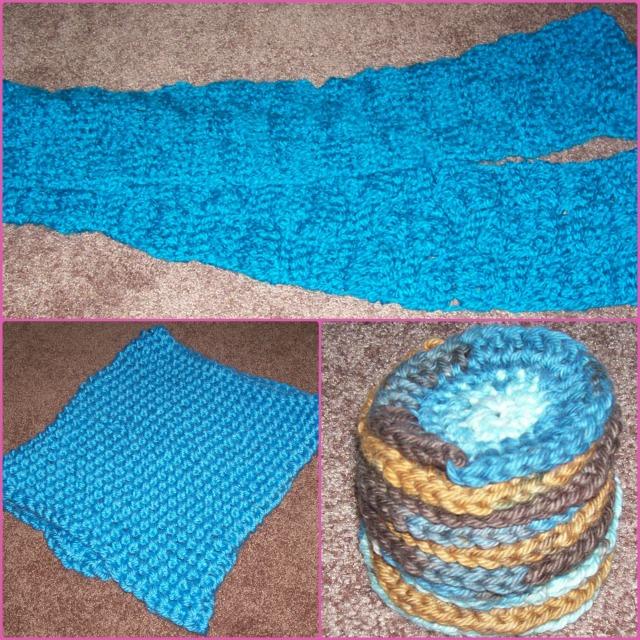 Crochet Sept 2014 Collage