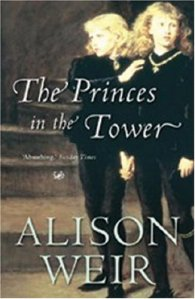 The Princes In The Tower Cover