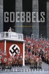Goebbels A Biography Cover
