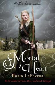 Mortal Heart Cover