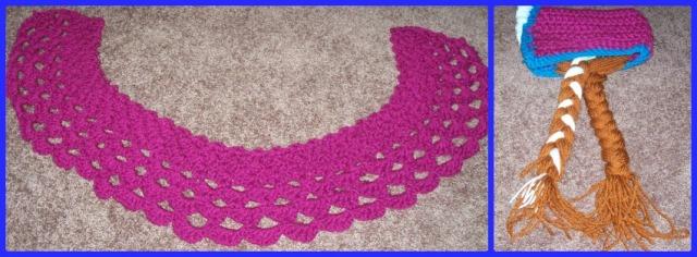 Oct 2014 Crochet- Collage