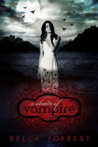A Shade Of Vampire Cover