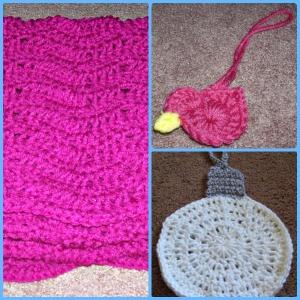 Crochet- December 2014 Collage