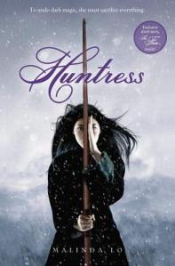 Huntress Cover