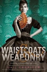 Waistcoats & Weaponry Cover