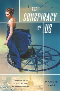 The Conspiracy Of Us Cover