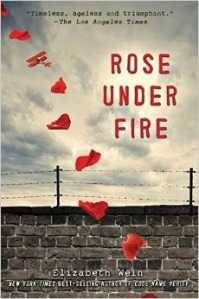 Rose Under Fire Cover