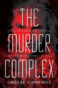 The Murder Complex Cover