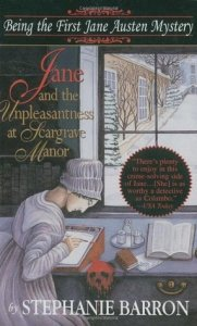 Jane And The Unpleasantness At Scargrave Manor Cover