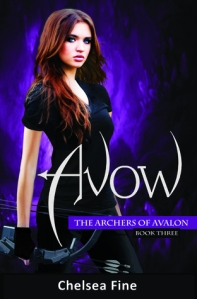 Avow Cover