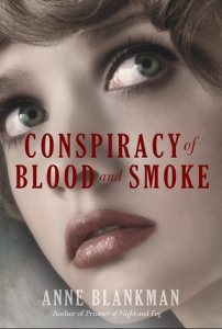 Conspiracy Of Blood And Smoke Cover