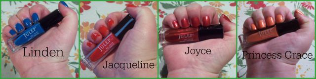 Nail Polish Project- July 2015 Collage