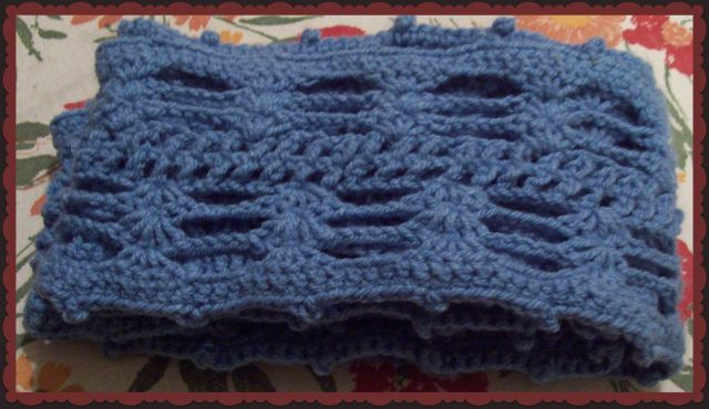 Crochet- July 2015 Luna Lovegood Scarf