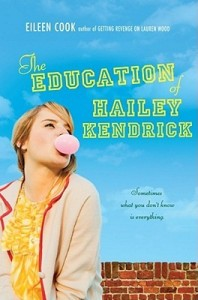 The Education Of Hailey Kendrick Cover