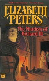 The Murders Of Richard III Cover