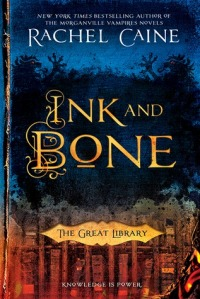 Ink And Bone Cover