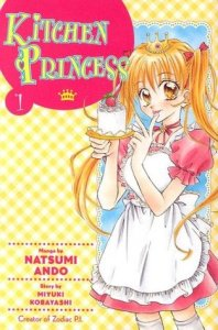 Kitchen Princess Cover