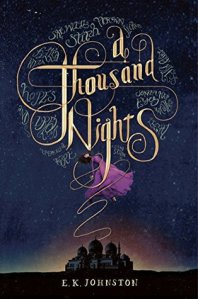 A Thousand Nights Cover