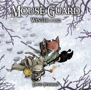 Mouse Guard Winter 1152 Cover