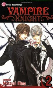 Vampire Knight Vol 2 Cover