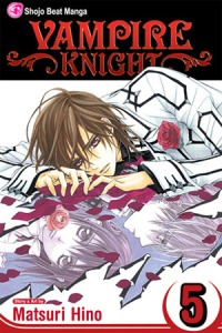 Vampire Knight Vol 5 Cover