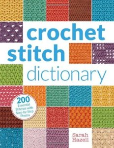 Crochet Stitch Dictionary Cover