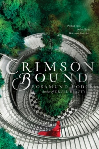 Crimson Bound Cover