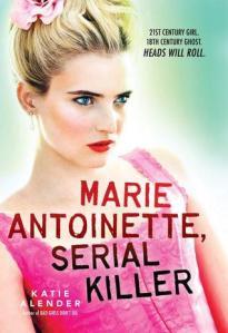 Marie Antoinette, Serial Killer Cover