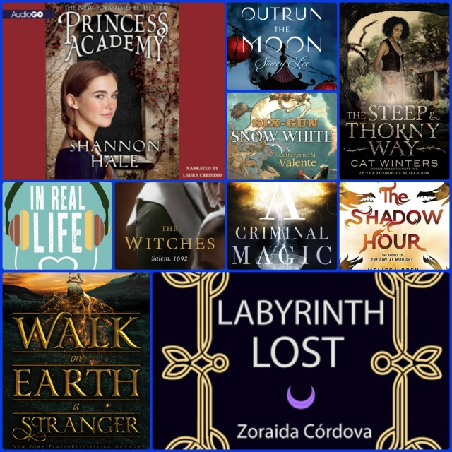 Top Ten Tuesday 10 Recent TBR Books